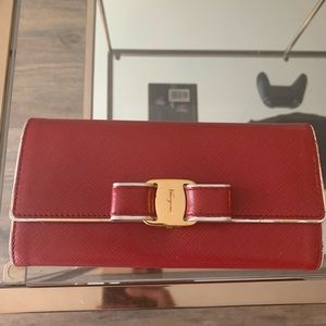 Authentic Ferragamo wallet